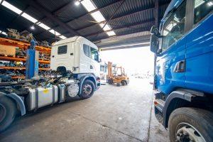 euro trucks spares and repairs