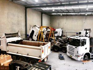 trucks refairs