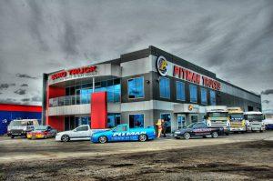 euro truck premises