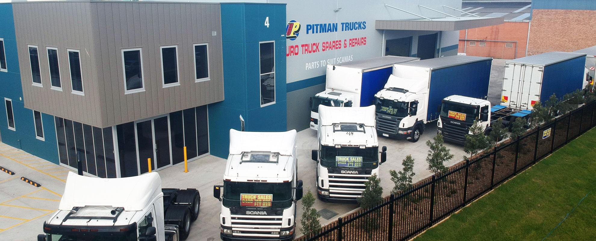 euro truck spares & repairs