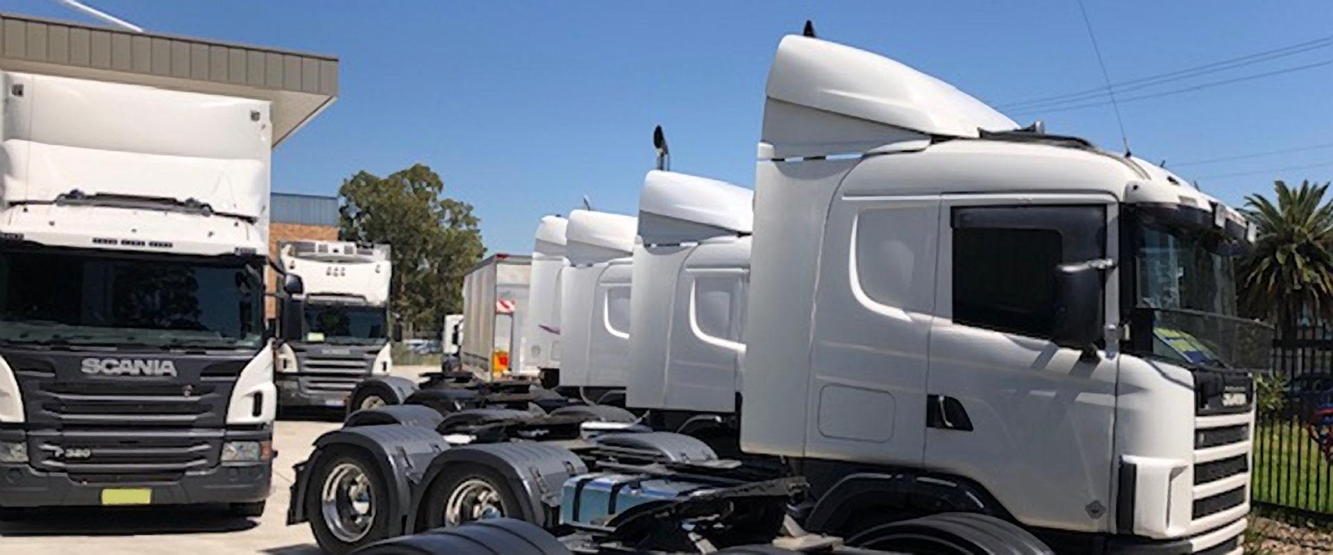Euro Trucks Autralia